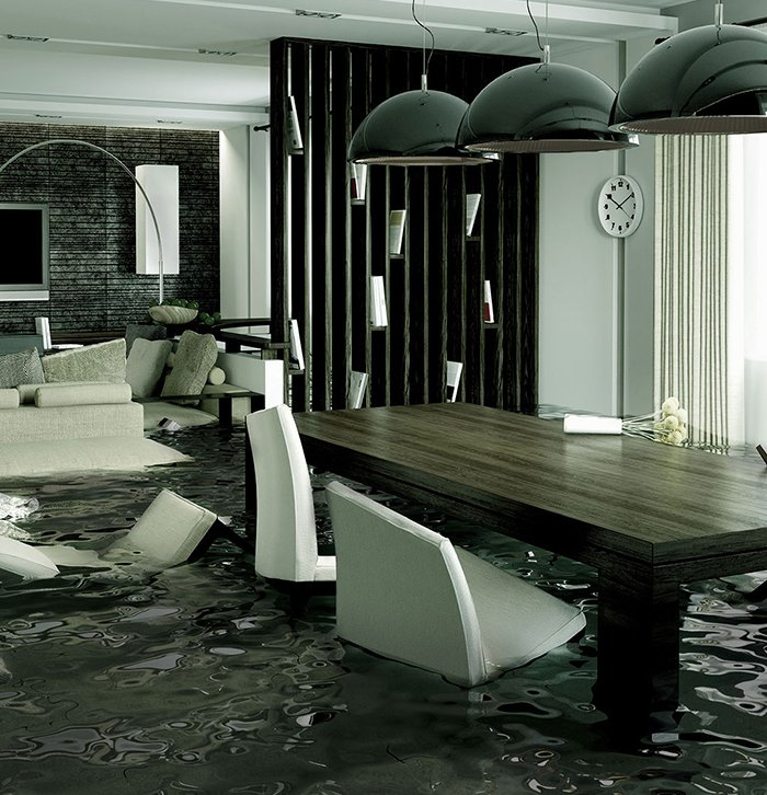 Water Damage Restoration Service New Jersey