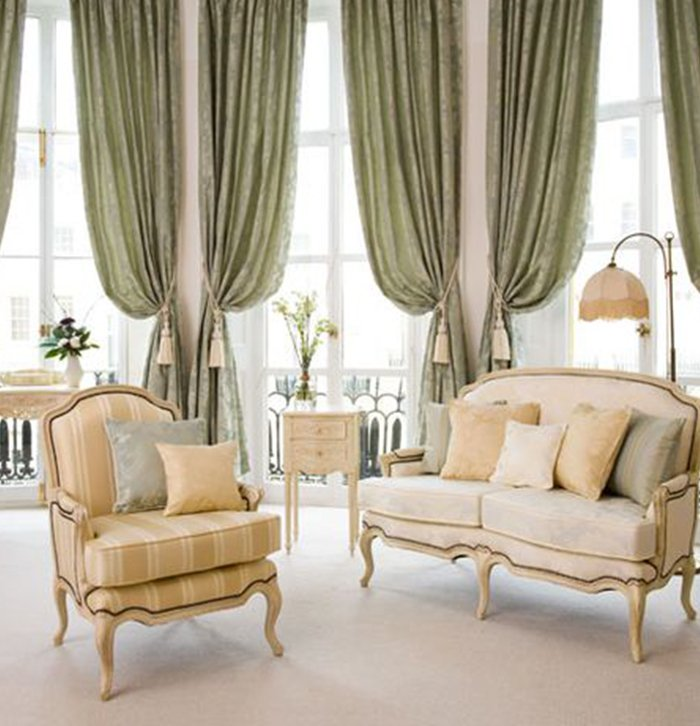 Curtain & Drapery Cleaning Services